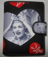 I LOVE LUCY Women's Bi-Fold Wallet - Collectible - Brand New - Lucille Ball