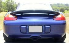 Porsche 986 Boxster Carbon Fiber GTO trunk spoiler wing