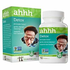 Natural Body and Liver and Kidney Detox Cleanse Supplement