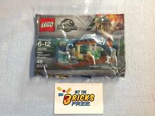 Lego Jurassic World 30382 Baby Velociraptor Playpen Polybag New/Sealed/H2F