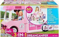 Camper dei sogni di Barbie Mattel Ghl93