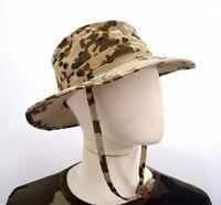 German Army Tropetarn Bush Hat Camo Camouflage Original Boonie Sun Jungle Desert