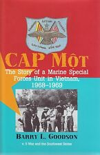 Camp Mot The Story Of A Marine Special Forces Unit In Vietnam 1968-1969 HBDJ