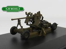 BNIB OO GAUGE OXFORD 1:76 76BF001 BROWN 40MM BOFORS GUN