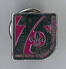 1970-90's SCOUTS OF HONG KONG / HK - Metal SCOUT Souvenir Pin Patch B