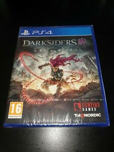 Darksiders III / 3 PS4 Game, Brand New & Sealed, 1st Class Post