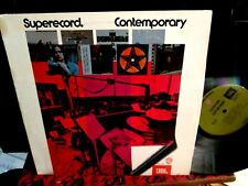 Warner's Superrecord Lp LOVECRAFT /The Pentangle/Joni Mitchell/Van Dyke Parks EX