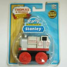 LEARNING THOMAS EARLY ENGINEERS WOODEN MAGNETIC TRAIN- FAT STANLEY HEAD