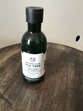 The Body Shop Tea Tree Skin Clearing Facial Wash 250ml /