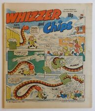 WHIZZER AND CHIPS COMIC - 21 January 1984