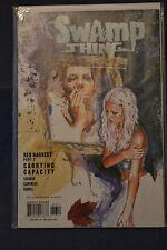 Swamp Thing v3 #13 from DC Vertigo Comics by Vaughn & Camuncoli David Mack Cover