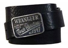 Accessoires noirs Wrangler en cuir pour homme