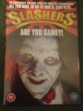 SLASHERS ARE YOU GAME DVD OOP RARE JAPANESE HORROR