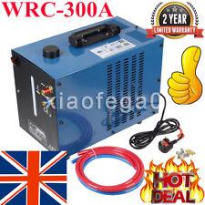 Alimentatore modulare Powercool WRC-300A 220V 10L SALDATRICE TIG TORCIA ACQUA Cooler Sistema di raffreddamento blu UK