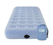 AeroBed Deluxe single guest  Air bed Built-in Pump quality convenient  QUALITY !