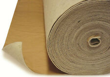 100% Pure Sheeps Wool Silentwool Floor Acoustic Underlay with Backing Paper 25m2