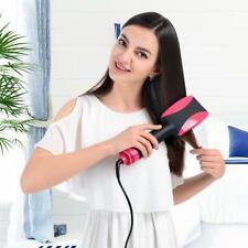 3in1 Hair Blow Dryer Volumizer Straightener Curler Comb Adjustable Hot Air Brush