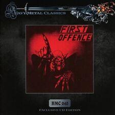 First Offence (2018, CD NEU)