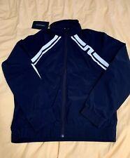 J Lindberg Suff Retro Lux Softshell Jacket BLACK Size LARGE