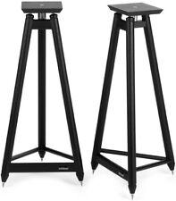 Solidsteel SS-7 Speaker Stands - PAIR Monitor Loudspeaker Mount Decoupled SS7