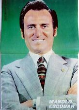 *Poster de la revista SEMANA, 1970 ~ MANOLO ESCOBAR