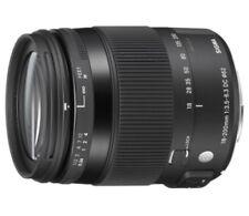 Obiettivi Sigma per fotografia e video F/3.5 18-200mm