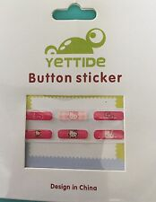 Home Button Stickers For Samsung Galaxy S4 NOTE 2/3. Hello Kitty. US SELLER!!
