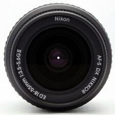 Perfect Nikon 18-55mm AF-S DX GII ED 'Kit' Lens + Warranty