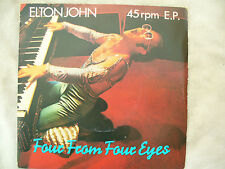 ELTON JOHN EP FOUR  4 FROM FOUR 4 EYES djr 18001