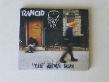 Rancid Life Won't Wait (1998 CD in Digi pak)