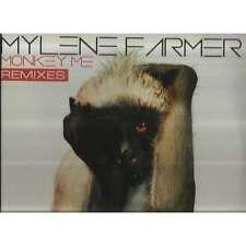 Mylène FARMER maxi LP Monkey me NEUF scellé