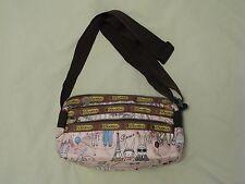 LeSportsac 'Fifi Lapin' Sweethearts Print Convertible Crossbody Bag - Rare & HTF