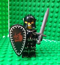 Lego Evil Boar Knight Castle Kingdoms Shield Sword Minifigures 8831 Series 7