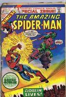 Amazing Spiderman King Size #9 ORIGINAL Vintage 1973 Marvel Comics Green Goblin