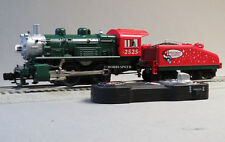 LIONEL CHRISTMAS EXPRESS LIONCHIEF BLUETOOTH ENGINE & TENDER O GAUGE 6-82982-E