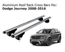 Aluminium Roof Rack Cross Bars fits Dodge Journey 2008-2016