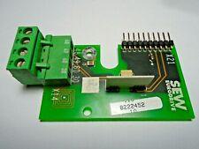 8222452.10 SEW EURODRIVE 813 276 3.50 MOVITRAC BOARD OPTION CARD