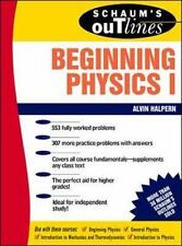 Schaum's Outline of Beginning Physics I: Mechanics and Heat (Schaum's) by Halpe