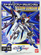 Bandai Seed Destiny 14 Strike Freedom 1/144 scale kit 341020 (FJH-RY)