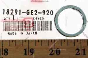 Honda 18291-GE2-920 - GASKET  EX. PIPE