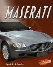 Maserati (Fast Cars)-ExLibrary