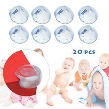 20Pz Paraspigoli Adesivi Protezione Tavoli Angoli Spigoli Bambini Sicurezza
