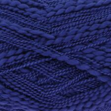 King Cole Opium Fashion Knitting Yarn 100g Cotton Acrylic Blend Cobalt 196