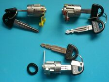 Door Lock Cylinder Kit | Geo Metro Suzuki Swift 89-94 | OE NEW!