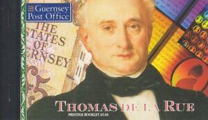 Guernsey 1993 - Birth Bicentenary of Thomas de La Rue - Prestige Booklet SB51