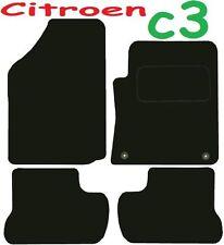 CITROEN c3 SU MISURA tappetini AUTO ** Qualità Deluxe ** 2016 2015 2014 2013 2012 2011