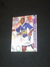 OCEANO   TFC TOULOUSE FC Carte football card FRANCE FOOT DS 1998-1999 panini
