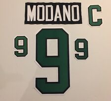 Minnesota North Stars NHL Jersey Lettering Kit Any Name/Number