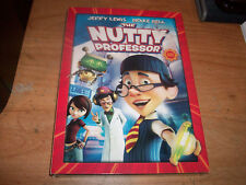 The Nutty Professor (DVD, 2011) Kids Movie Jerry Lewis Drake Bell NEW