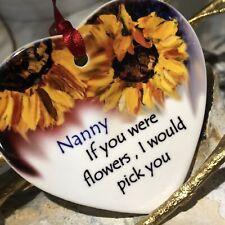 Gifts for her Nanny Nana Gran Grandma Nan Grandmother Presents women Best Love